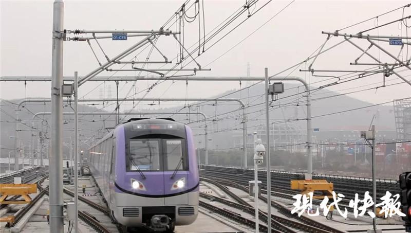 南京地铁1,4号线工作日增投运力,3号线延时运营