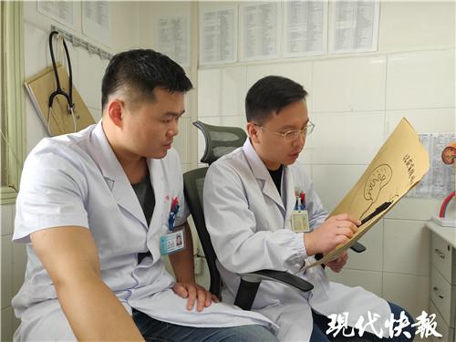 """小小手绘图诠释大手术,暖心医生化身""""灵魂画手"""""""